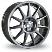 Speedline Turini Anthracite Alloy Wheels