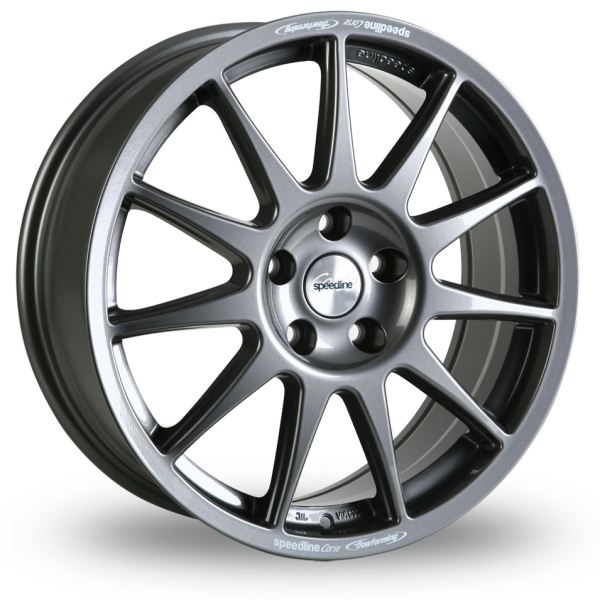"Picture of 15"" Speedline Turini Anthracite"