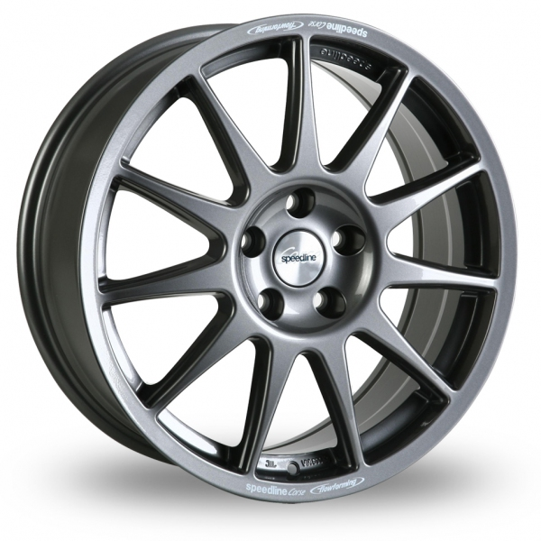 "Picture of 16"" Speedline Turini Anthracite"