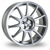 Speedline Turini Silver Alloy Wheels