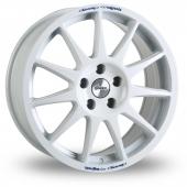 Speedline Turini White Alloy Wheels