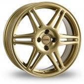 Speedline Chrono Gold Alloy Wheels