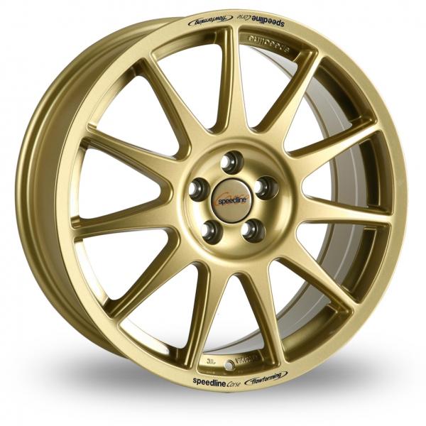 """Picture of 16"""" Speedline Turini Gold"""