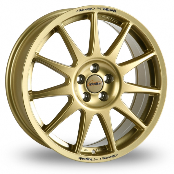 "Picture of 18"" Speedline Turini Gold"