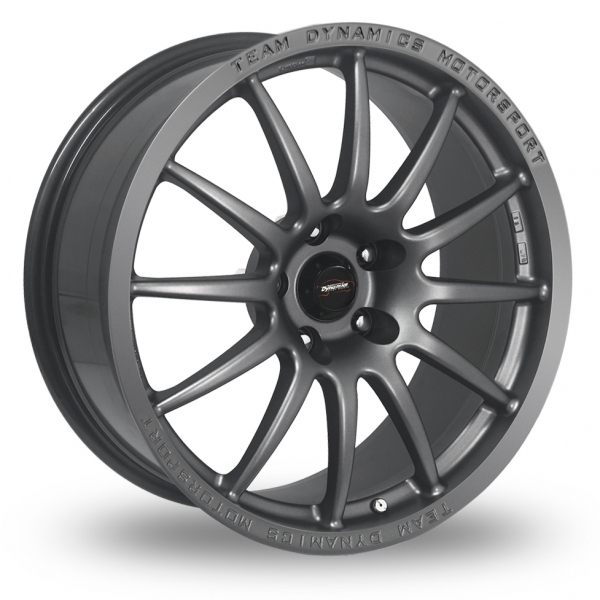 "Picture of 18"" Team Dynamics Pro Race 1.3 Anthracite"