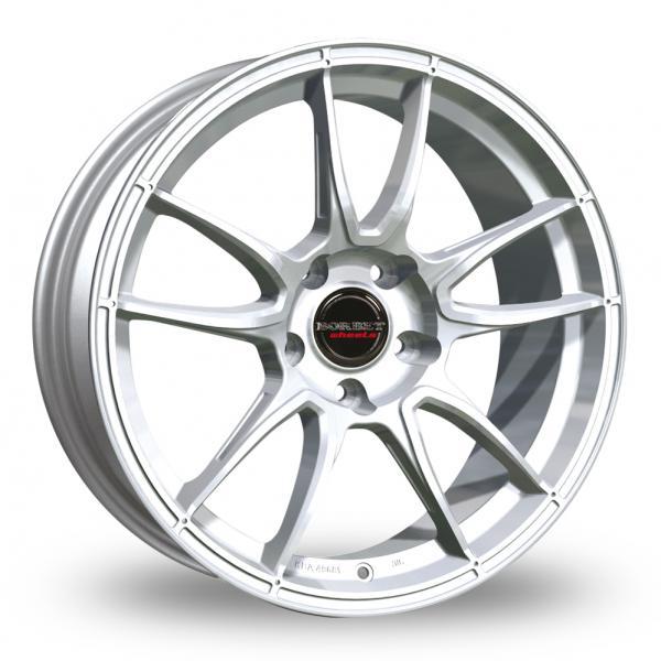 Borbet MC 5x130 Wider Rear Silver