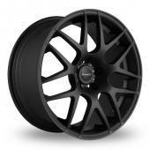 Dare DR-X2 Matt Black Alloy Wheels
