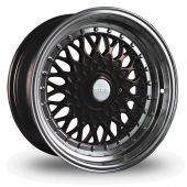 Dare DR-RS Black Alloy Wheels