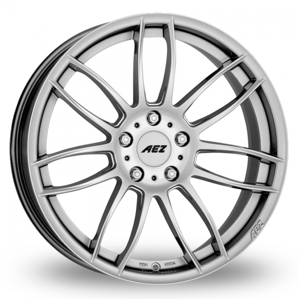 Aez Sydney High Gloss 19 Wider Rear Alloy Wheels