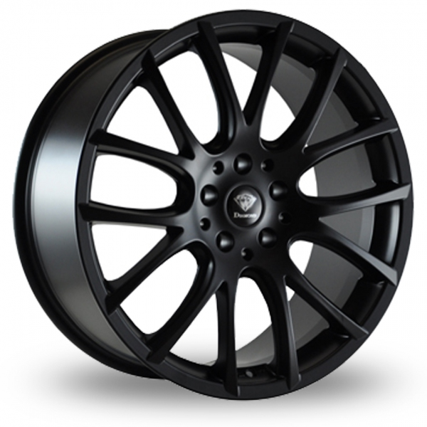 "Picture of 20"" Diamond Horizon Black"