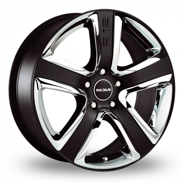 "Picture of 16"" Radius R12 Matt Black Sport"