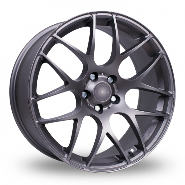 "Picture of 19"" Fox MS007 Carbon Grey Wider Rear"