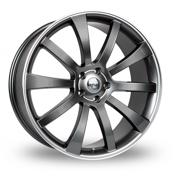 "Picture of 22"" Riva SUV Grey"