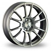 Dare ST Silver Alloy Wheels