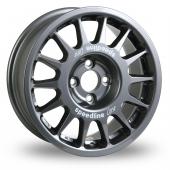 Speedline 2118 Anthracite Alloy Wheels
