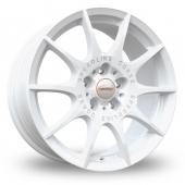 Speedline Marmora White Alloy Wheels