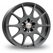 Speedline Marmora Anthracite Alloy Wheels