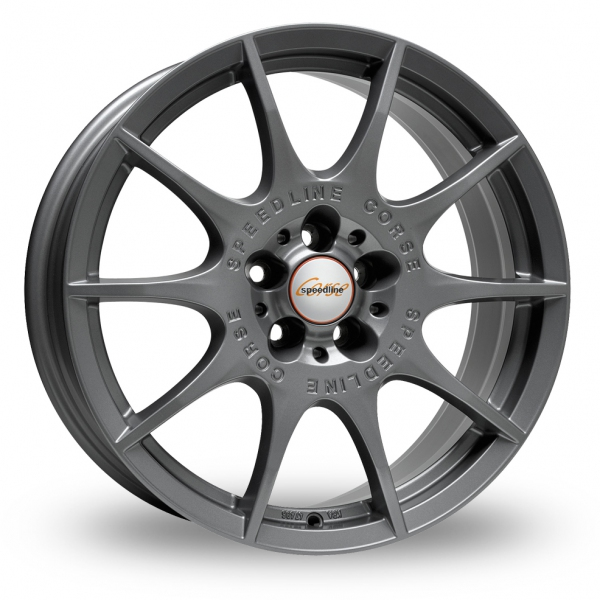 "Picture of 17"" Speedline Marmora Anthracite"