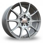 Speedline Marmora Anthracite Polished Alloy Wheels