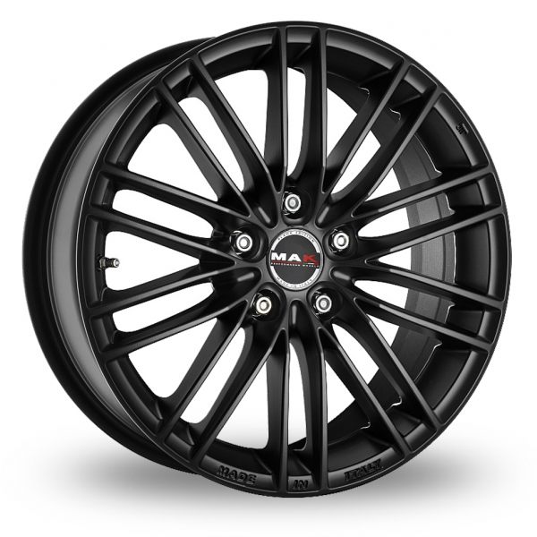 "Picture of 16"" MAK Rapide Matt Black"