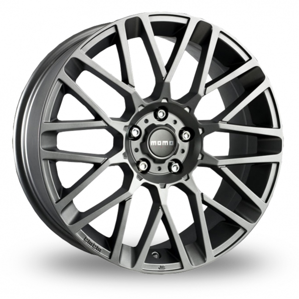 "Picture of 17"" MOMO Revenge Anthracite"