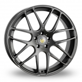 Cades Bern Accent Grey Alloy Wheels