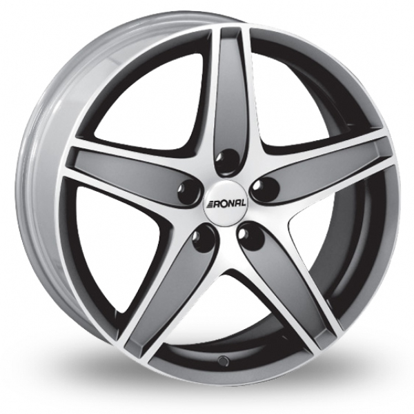 "Picture of 19"" Ronal R48 Anthracite"