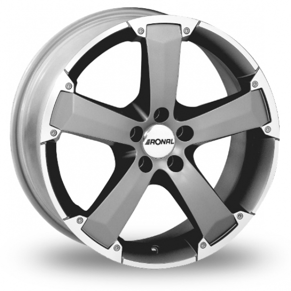 "Picture of 17"" Ronal R47 Anthracite"