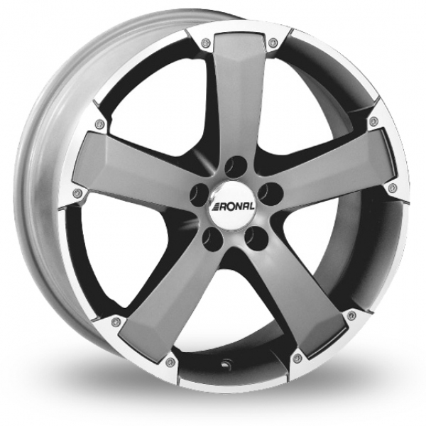 "Picture of 20"" Ronal R47 Anthracite"