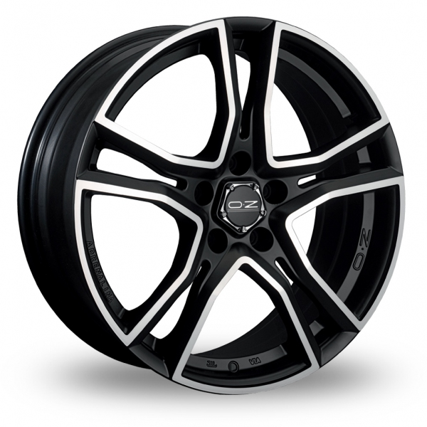 "Picture of 15"" OZ Racing Adrenalina Black"