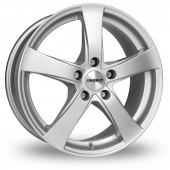 "17"" Dezent RE Silver Special Offer Alloy Wheels"