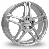 Dezent RB (Special Offer) Silver Alloy Wheels