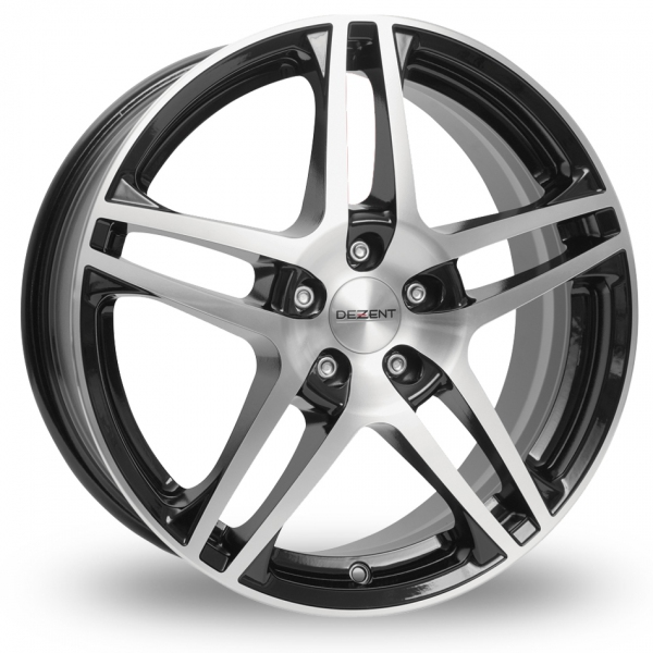 "Picture of 16"" Dezent RB Black Special Offer"