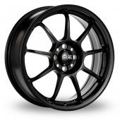 OZ Racing Alleggerita HLT Black Alloy Wheels