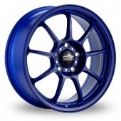 OZ Racing Alleggerita HLT Blue Alloy Wheels