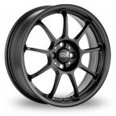 OZ Racing Alleggerita HLT Graphite Alloy Wheels