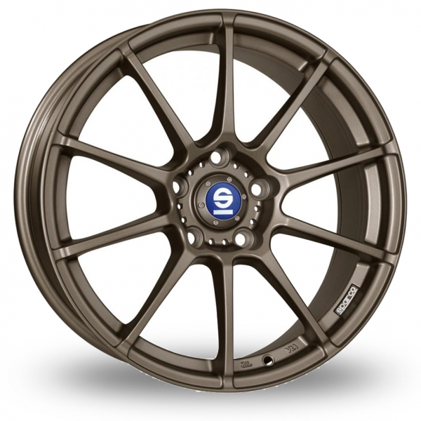 "Picture of 18"" Sparco Assetto Gara Matt Bronze"