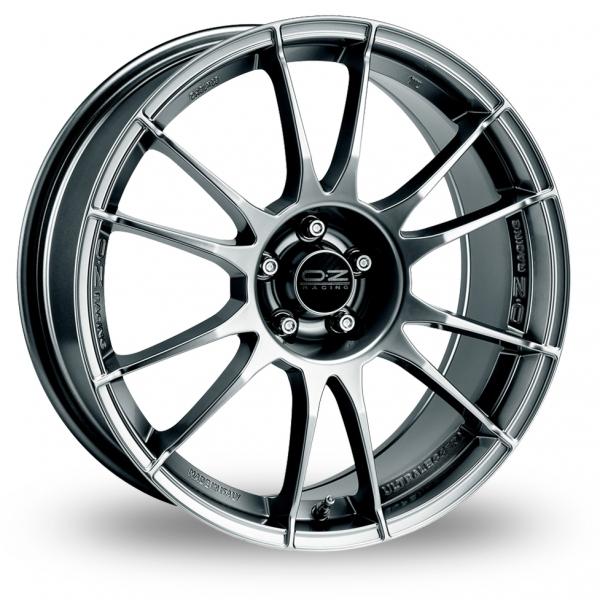 oz racing ultraleggera chrystal titanium 17 alloy wheels. Black Bedroom Furniture Sets. Home Design Ideas
