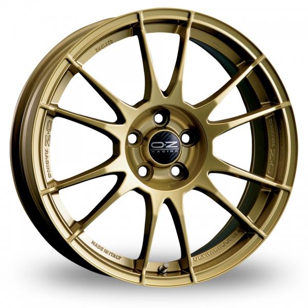 "Picture of 18"" OZ Racing Ultraleggera Gold"