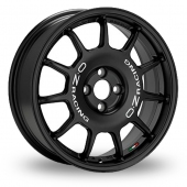 OZ Racing Leggenda Black Alloy Wheels