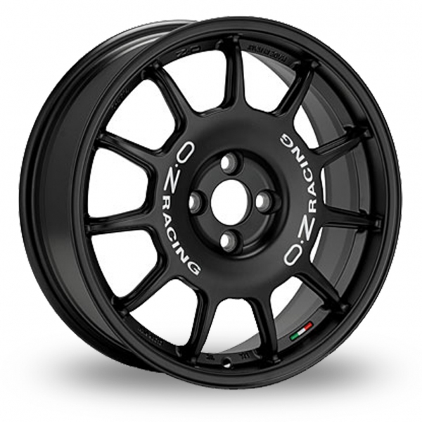 "Picture of 17"" OZ Racing Leggenda Black"