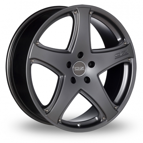 "Picture of 17"" OZ Racing Canyon ST Graphite"