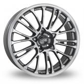 OZ Racing Botticelli Grey Alloy Wheels