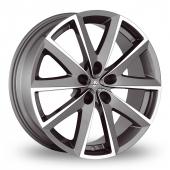 Fondmetal 7600 Titanium Alloy Wheels