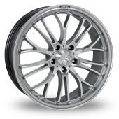 Zito Miracle Hyper Black Alloy Wheels