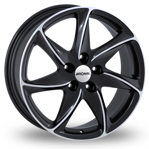 "Picture of 16"" Ronal R51 Black"