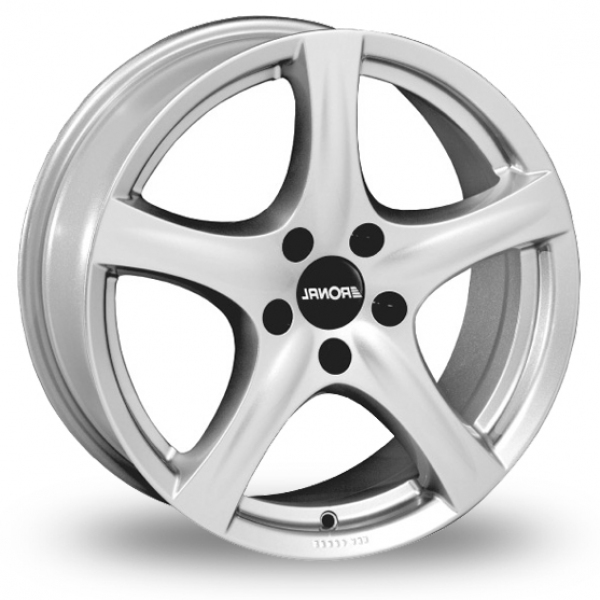 Ronal R42 Silver