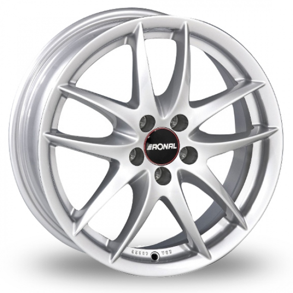 Ronal R46 Silver