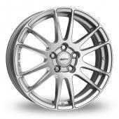 Alutec Monster Silver Alloy Wheels