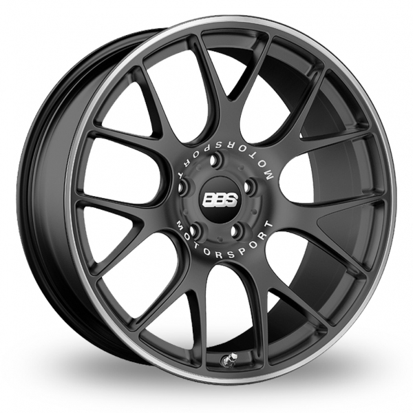 "Picture of 19"" BBS CH-R Satin Anthracite"
